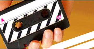 カセットテープ型USBメモリが作れる『Make a MIXA』を利用してみた