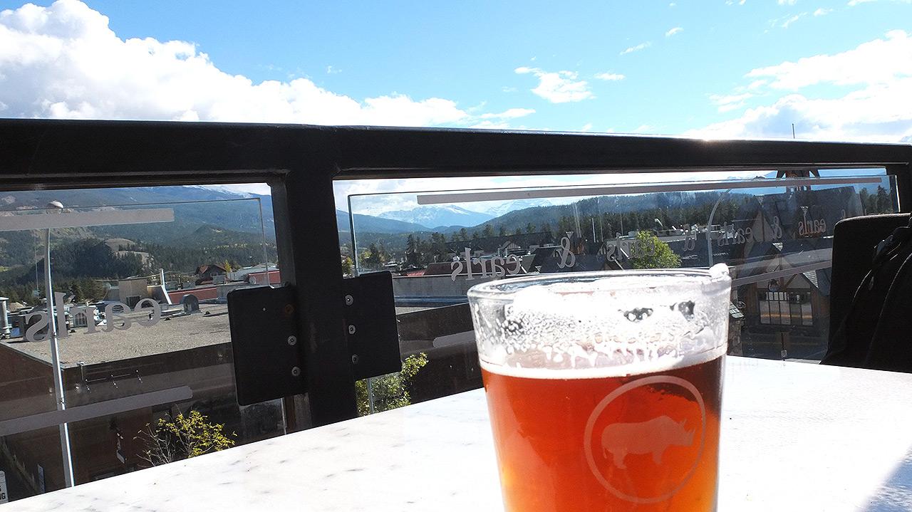 カナダのビールも美味しいです!