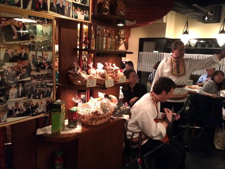 六本木一丁目の「ミンスクの台所」で初ベラルーシ料理を味わう