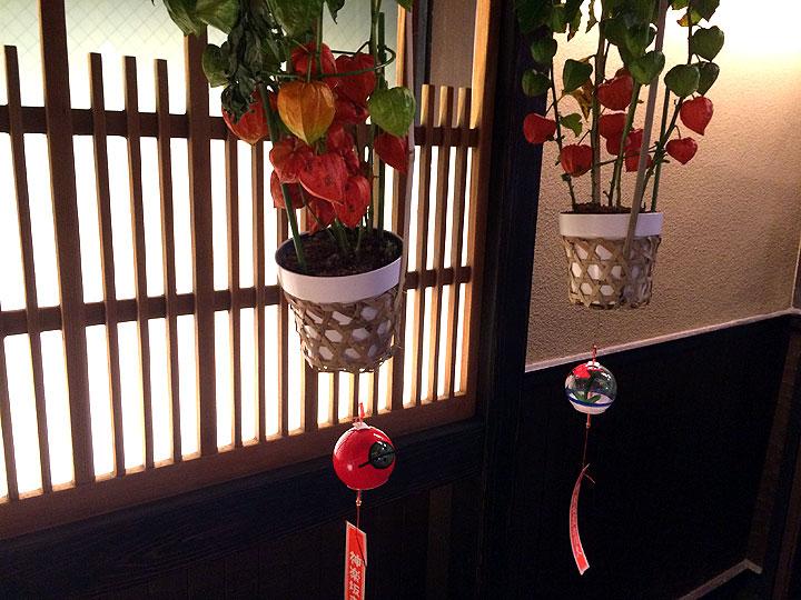 2015神楽坂祭り「ほおずき市」の出店を楽しんできました