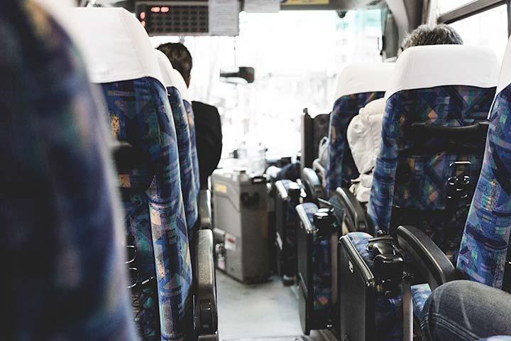 高速バス+ホテル早朝チェックインで朝からベッドでゆっくり