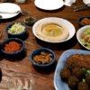 江古田イスラエル料理屋『シャマイム』で人生初?イスラエル料理を食べ放題で食べてきました