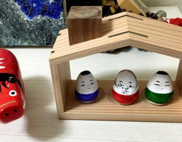 会津若松の冬のお祭り「十日市」へ行ってきました